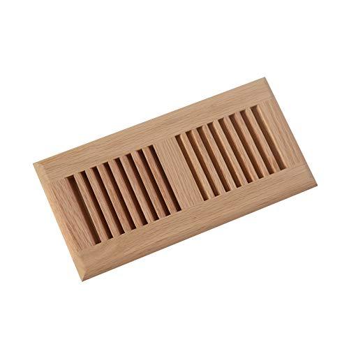 heat register cover oak - 8