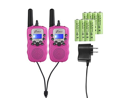 Kids Walkie Talkies UHF462 467MHz Rechargeable Batterry product image