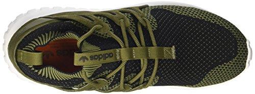 Olive Core Cargo Black PK White Tubular Calzado Vintage adidas Nova IwAqYS