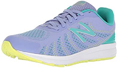 New Balance Girls FuelCore Rush Running Shoes, Tidepool, EU 32 1/2