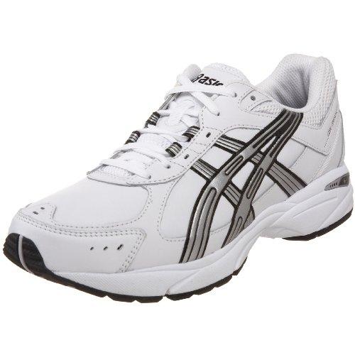 4b578494da37c ASICS Men's GEL-Resort 2 Walking Shoe,White/Silver/Storm,13 2E ...