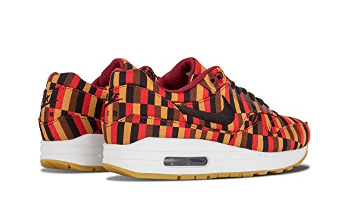para Hombre Zapatillas de Nike Rojo Sintético Rojo Air Material MAX txE00BqTwY