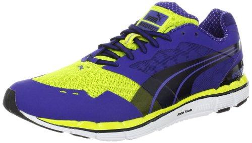 Puma - - Damen Faas 500 V2 Schuhe Clematis Blue-Fluro