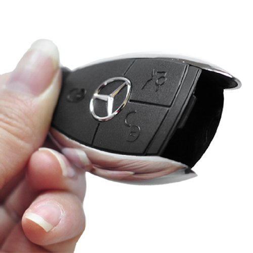 4 Buttons Keyless Remote Key Shell Case For Mercedes Benz