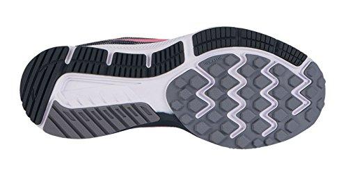 Nike Damen Laufschuh Zoom Span 2 Grau (Gunsmoke/Sunset Puls 007)