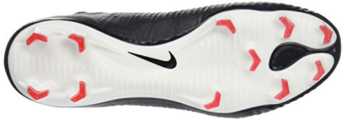 Mercurial Univ Calcio Dk Red per Superfly Scarpe V Nero Uomo FG Grey Allenamento DF Nike Black White Zd1wqZ8