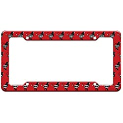 41te-5irwuL._AC_UL250_SR250,250_ Harley Quinn License Plate Frames
