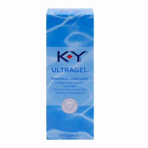 K-Y Ultra Gel – 1.5 oz. Lubricants 2-Pack, Health Care Stuffs