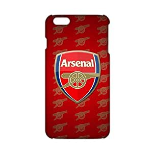 Cool-benz ARSENAL premier soccer (3D)Phone Case for iPhone 6plus WANGJING JINDA