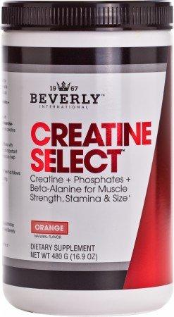 Beverly International Creatine Select with Beta Alanine Orange -- 16.9 oz