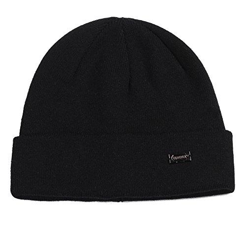 FURTALK Cotton Wool Beanie Hat Watch Cap Women Men Beanie Knit Hat