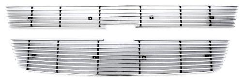 T-Rex TRex Grilles 20265 Horizontal Aluminum Polished Fin...