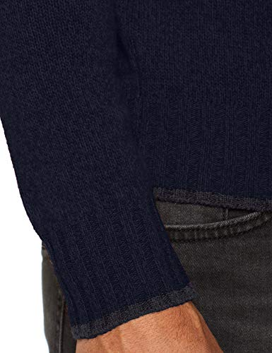 blue Hombre Sweater United Para 955 Of Colors Suéter Melange s Azul Benetton L qxwvBtx8H
