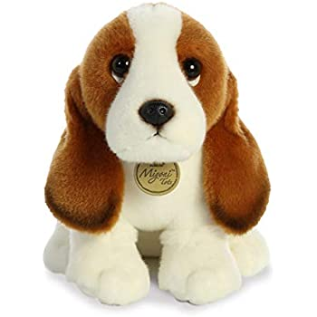 Amazon Com Beanie Babies Ty Tracker The Basset Hound Dog