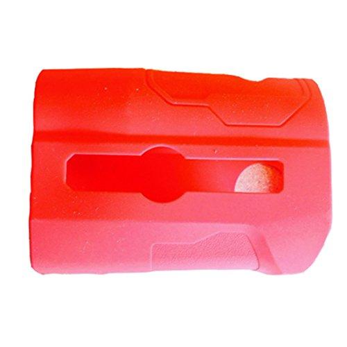 Customshop911 Silicon Case fit Bushnell Laser Rangefinder V3 Slope, V3 Tournament, Red