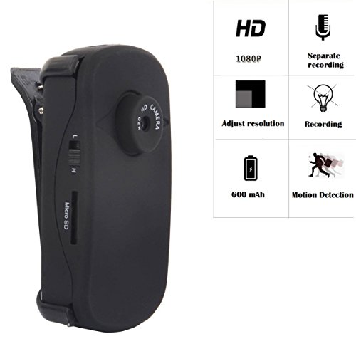 MAGENDARA Spy Hidden Camera, Mini HD 1080P 12.0MP Camera wit