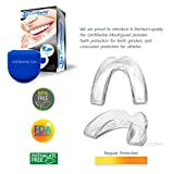 The ConfiDental - Pack of 6 Moldable Mouth Guard