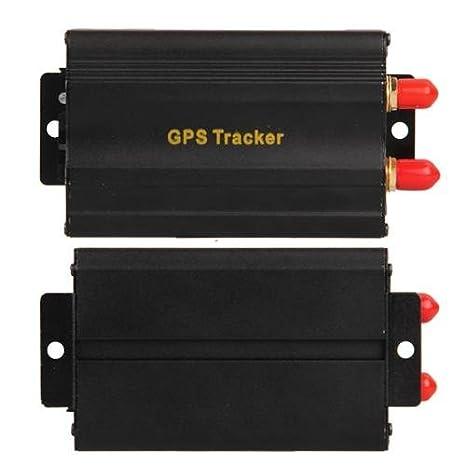 Localizador Tracker GPS GSM GPRS para Vehículos Coche Moto: Amazon.es: Coche y moto
