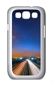 Samsung S3 Case Landscapes 3 PC Custom Samsung S3 Case Cover White