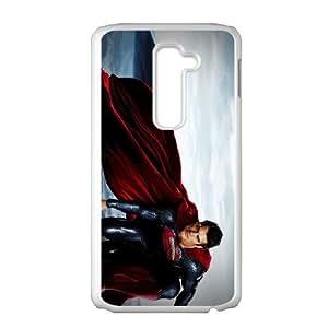 Superman LG G2 Cell Phone Case White T9021392