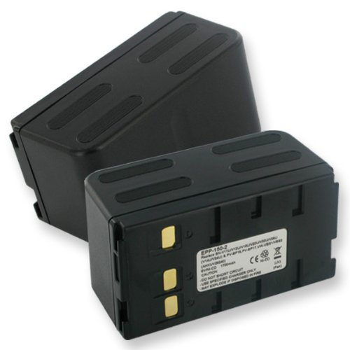 2000mA, 6V Replacement NiCad Battery for Panasonic PV-BP18 Video Cameras - Empire Scientific #EPP-150-2 by Empire Scientific