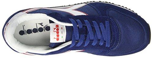 Sneaker Estate Prugna Malone Blu Collo Blu Unisex Diadora a Adulto Basso qz5xw6x7
