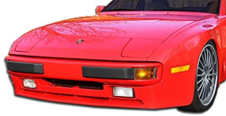 Amazon.com: Porsche 944 Non-Turbo 1983-1989 OEM Style 1 Piece Polyurethane Front Lip manufactured by KBD Body Kits. Extremely Durable, Easy Installation, ...