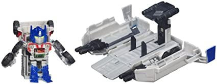Transformers Bot Shots Sentinel Prime Complete Battle Game
