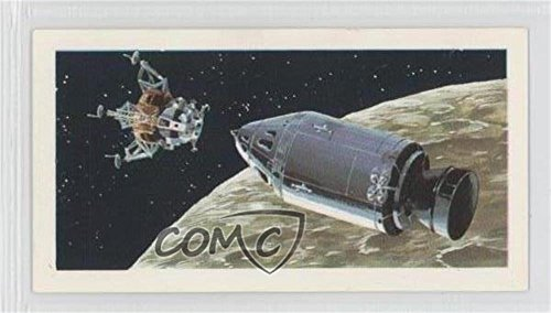 Race Module - Apollo Command and Service Modules (Trading Card) 1971 Brooke Bond The Race into Space - [Base] #34