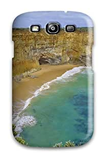 New Arrival Cover Case With Nice Design For Galaxy S3- Earth Landscape
