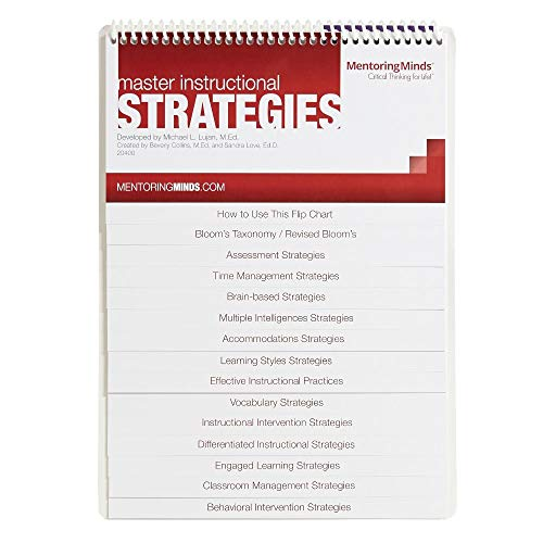 Master Instructional Strategies Flip Chart
