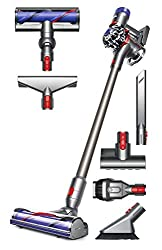 The V8 Animal Vacuum Cleaner is the most Versatile Cordless Handheld out there, with Hepa Filtration, Dyson's V8 Digital Motor, and a Max Power Mode there's no place dirt can hide! The Dyson-engineered cleaner head is a The Direct-drive cleaner head,...