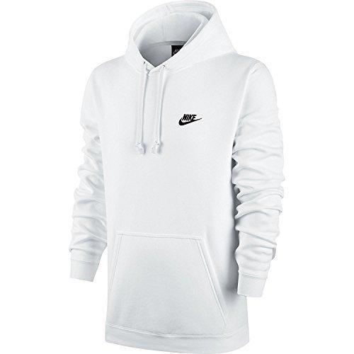 White Hooded Fleece - 7