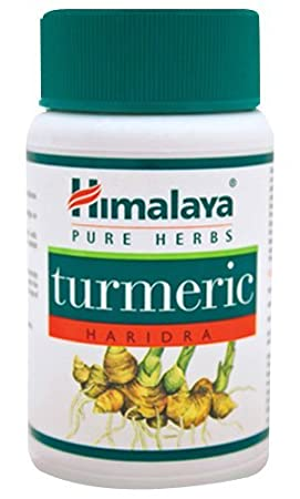 HIMALAYA HERBALS Turmeric (Haridra) | Suplemento de cúrcuma pura y concentrada | Cápsulas vegetarianas de 400 mg, 60 tabletas: Amazon.es: Electrónica