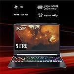 Acer Nitro 5 Ryzen 5 4600H 15.6-inch Display Thin and Light Gaming Laptop (16GB RAM/512 GB SSD/Win10/GTX 1650 Graphics…
