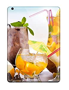 Top Quality Protection Fruity Summer Cocktails Case Cover For Ipad Air
