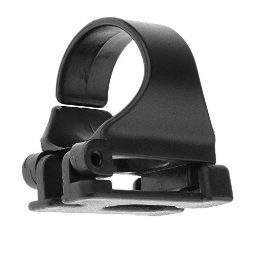 MonkeyJack Quick Release Plastic Snorkel Clip Keeper 1
