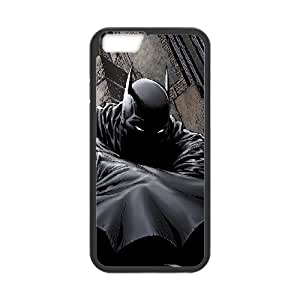iPhone 6 Plus 5.5 Inch Cell Phone Case Black batman scary illust Nlaff