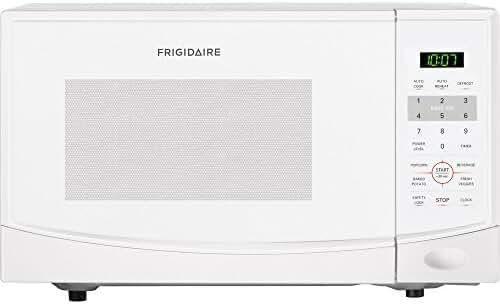 Frigidaire FFCM0934LW 0.9 cu. ft. Countertop Microwave Oven