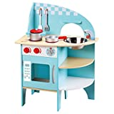 Classic World Blue Kitchen Set
