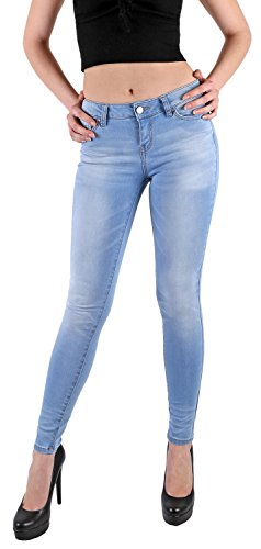 Foxy Grey Womens Skinny Jeans | Low Rise | Stretchy Jeans for Women | Jeans for Juniors | Stretch Denim | Light Blue (Low Skinny Jeans)