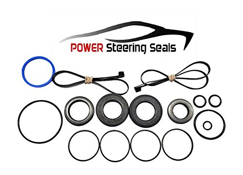 Power Steering Seals - Power Steering Rack and Pinion Seal Kit for Infiniti G20 ()