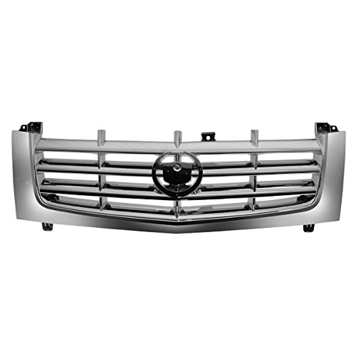 Grille Grill Chrome Front for Cadillac Escalade EXT ESV