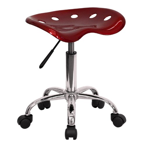 tractor seat drafting stool - 4