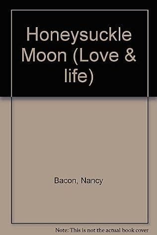 book cover of Honeysuckle Moon