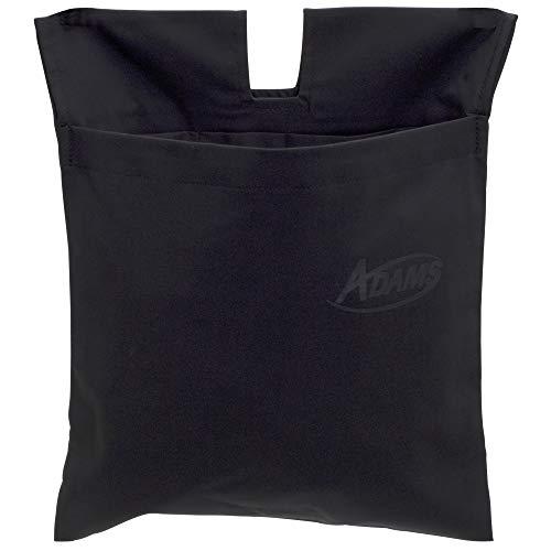 (Adams USA Elite Umpire Ball Bag Black, One Size)
