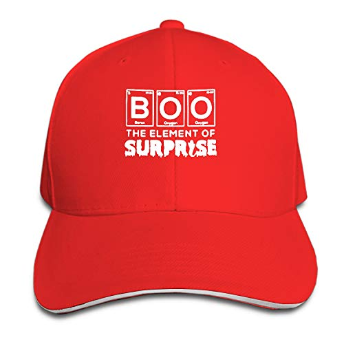 iloue Halloween Costume Dad Hat Baseball Cap Peaked Trucker Hats for Men Women
