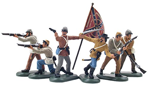 britains-deetail-american-civil-war-collection-in-gift-box-package-52001-confederate-infantry-set-no