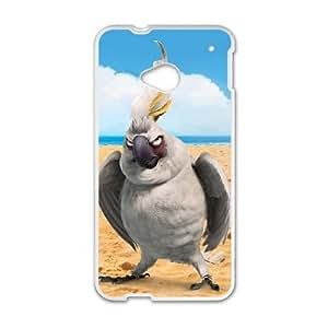 HTC One M7 Phone Cases White Rio ERG727996