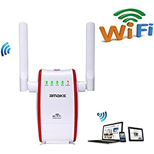 AMAKE Wireless Extender Repeater Amplifier